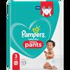 Bild: Pampers Baby-Dry Pants Gr. 3 (6-11kg) Einzelpack