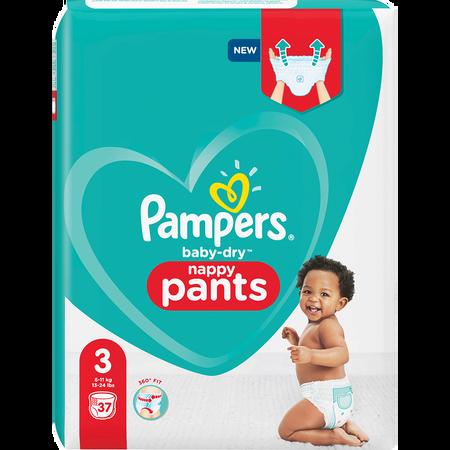 Pampers Baby-Dry Pants Gr. 3 (6-11kg) Einzelpack