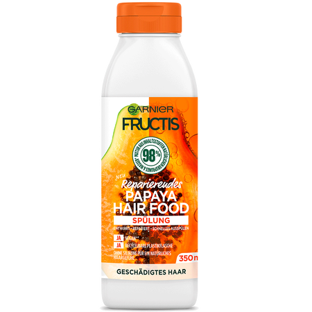 GARNIER FRUCTIS Reparierende Papaya Hair Food Spülung