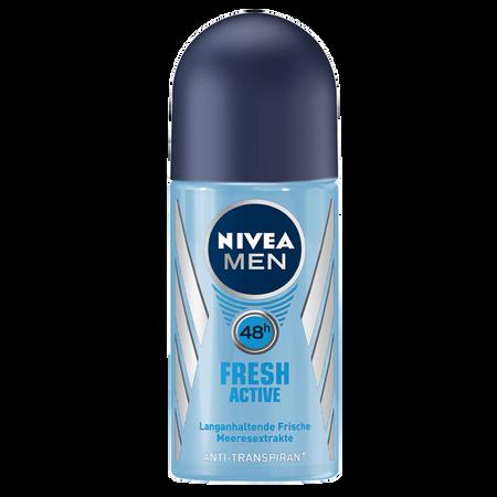 NIVEA MEN Deo Roll-On Fresh Active