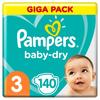 Bild: Pampers Baby-Dry Gr. 3 (6-10kg) Giga Pack