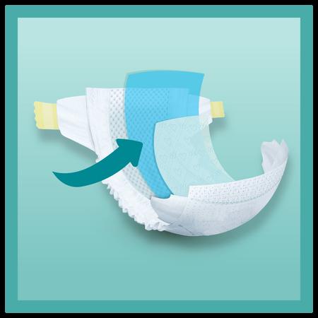 Pampers Baby-Dry Gr. 3 (6-10kg) Giga Pack