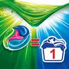 Bild: Persil 4 in 1 Color Discs