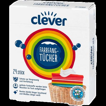 clever Farbfangtücher