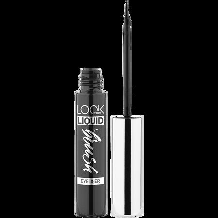 LOOK BY BIPA Liquid Brush Eyeliner