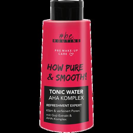 b.e. ROUTINE Tonic Water Aha Komplex Refreshment Expert