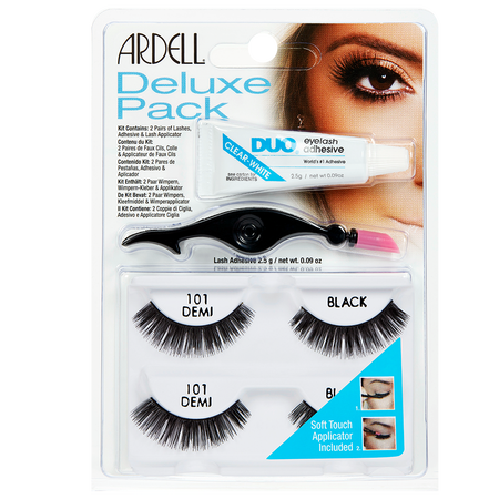 ARDELL Wimpern Deluxe Pack Lashes 101
