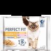 Bild: PERFECT FIT Sensitive 1+ Katzenfutter in Sauce