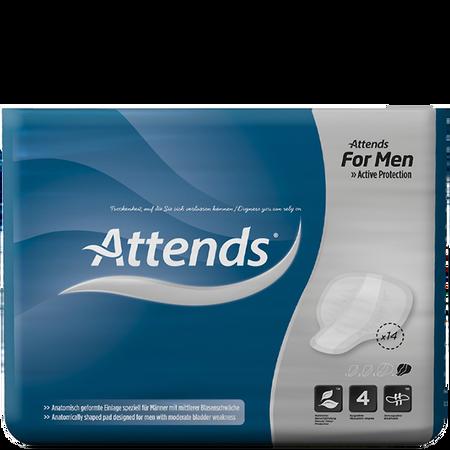 Attends For Men Einlagen 4