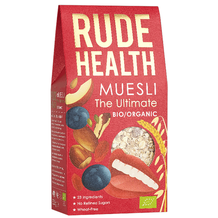 Rude Health Das Ultimative Bio/Organics Müsli