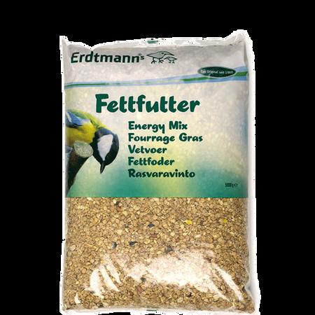 Erdtmanns Fettfutter Energy Mix Vogelfutter
