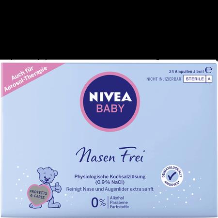 NIVEA Baby Nasen Frei 24 x 5 ml