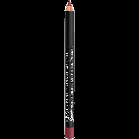 NYX Professional Make-up Suede Matte Lip Liner