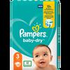 Bild: Pampers Baby-Dry Gr. 3 (6-10kg) Einzelpack