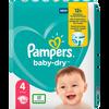 Bild: Pampers Baby-Dry Gr. 4 (9-14kg) Einzelpack