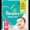 Bild: Pampers Baby-Dry Gr. 4+ (10-15kg) Einzelpack