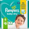 Bild: Pampers Baby-Dry Gr. 6 (13-18kg) Einzelpack