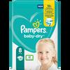 Bild: Pampers Baby-Dry Gr. 8 (17+kg) Einzelpack