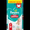Bild: Pampers Baby-Dry Pants Gr. 5 (12-17kg) Doppelpack