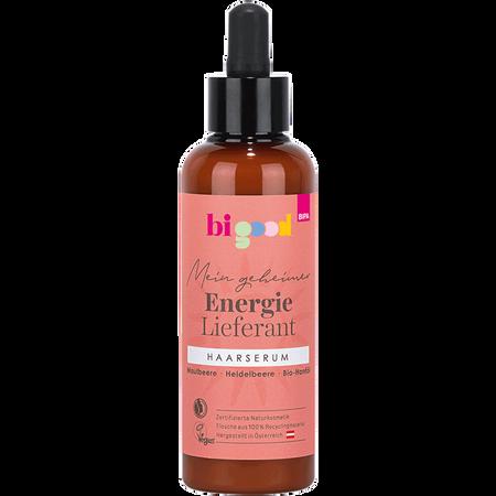 bi good Natürliches Energie Haarserum