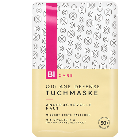 BI CARE Q10 Age Defense Tuchmaske