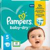 Bild: Pampers Baby-Dry Gr. 5 (11-16kg) Einzelpack
