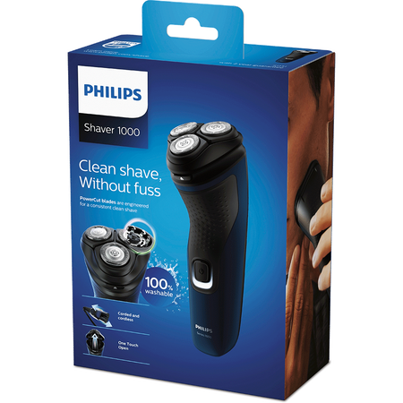 PHILIPS Shaver 1000 Clean Shave