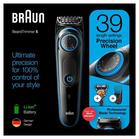 Braun Beard Trimmer BT5240