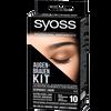 Bild: syoss PROFESSIONAL Augenbrauen Kit 1-1 schwarz