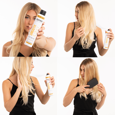 syoss PROFESSIONAL Dry Conditioner Smooth & Silky