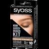 Bild: syoss PROFESSIONAL Augenbrauen Kit dunkelblond