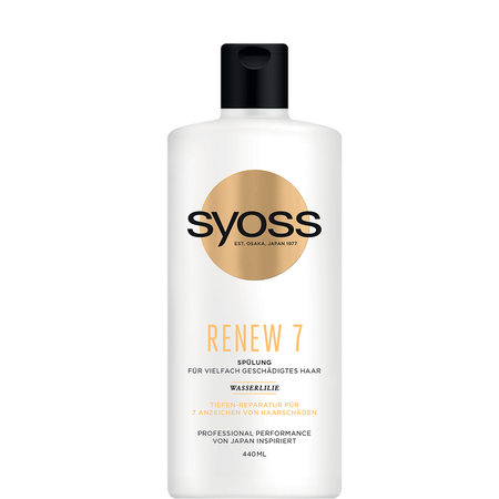 syoss PROFESSIONAL Spülung Renew 7