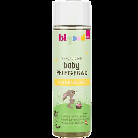 bi good Natürliches Baby Pflegebad Ringelblume