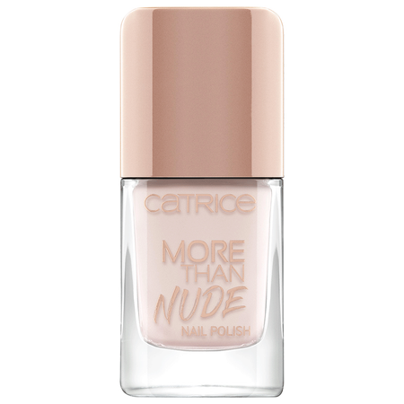 Catrice More Than Nude Nagellack