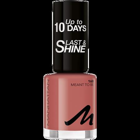 MANHATTAN Last & Shine Nagellack
