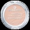 Bild: essence Mattifying Compact Powder soft beige