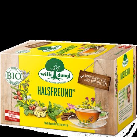 Willi Dungl Halsfreund Bio Tee