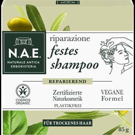 N.A.E. riparazione reparierendes festes Shampoo Olive