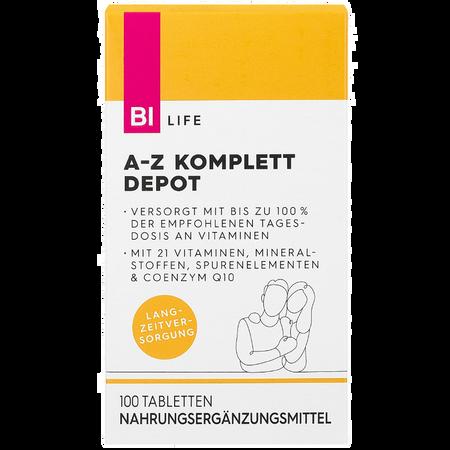 BI LIFE A-Z Komplett Tabletten