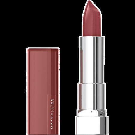 MAYBELLINE Lippenstift 137 color sens. Blush nudes/retoure 02/2019 2m