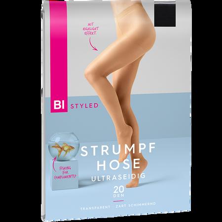 BI STYLED Strumpfhose ultraseidig 20 DEN