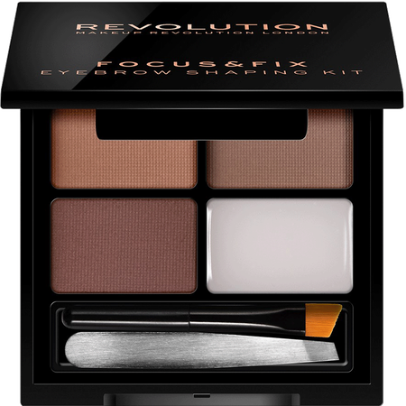 Revolution Focus & Fix Brow Kit
