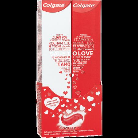 Colgate Dare to Love Zahncreme Duo