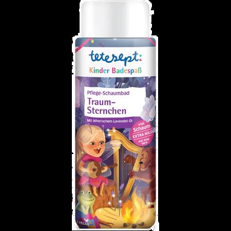 tetesept: Pflege-Schaumbad Traum-Sternchen Lavendel
