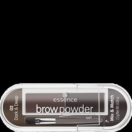 essence Brow Powder Set