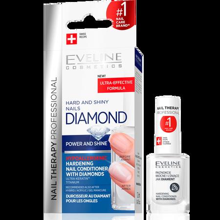 Eveline Diamond Hard and Shiny Nagelhärter