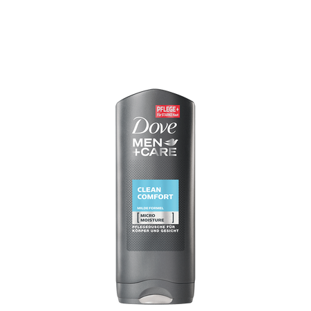 Dove MEN+CARE Clean Comfort Pflegedusche Mini