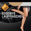 Bild: nur die Strumpfhose Goodbye Laufmasche 20 DEN mandel