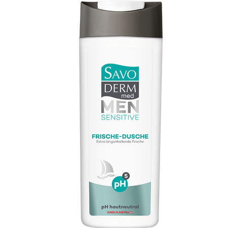 SAVODERM med Frische-Dusche sensitive