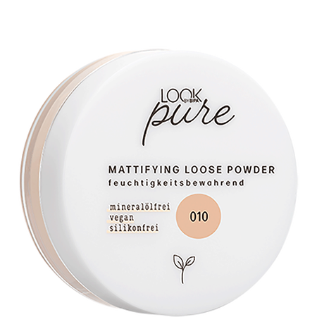 LOOK BY BIPA pure Mattifying Loose Powder
